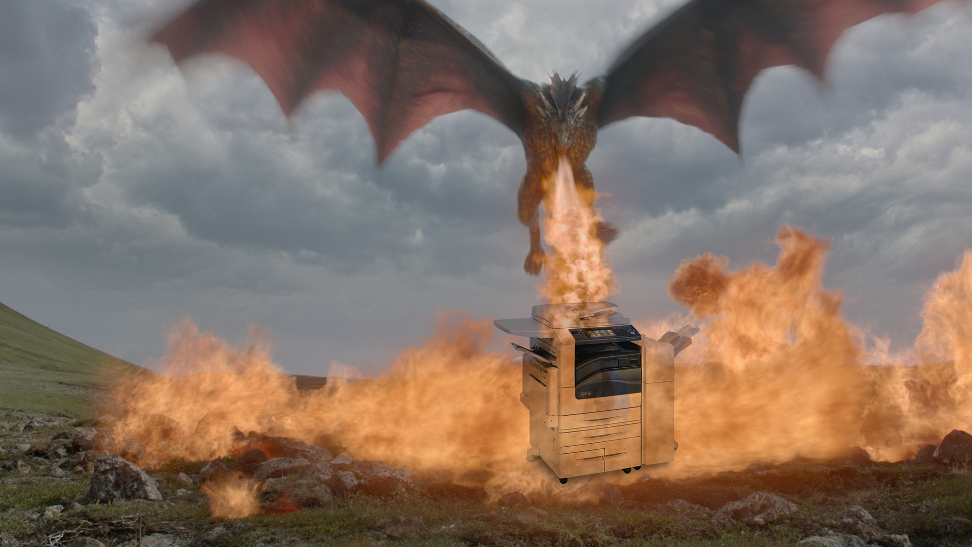 Does Your Printing Environment Feel Like Game of Thrones…Or is it More Like Groans?