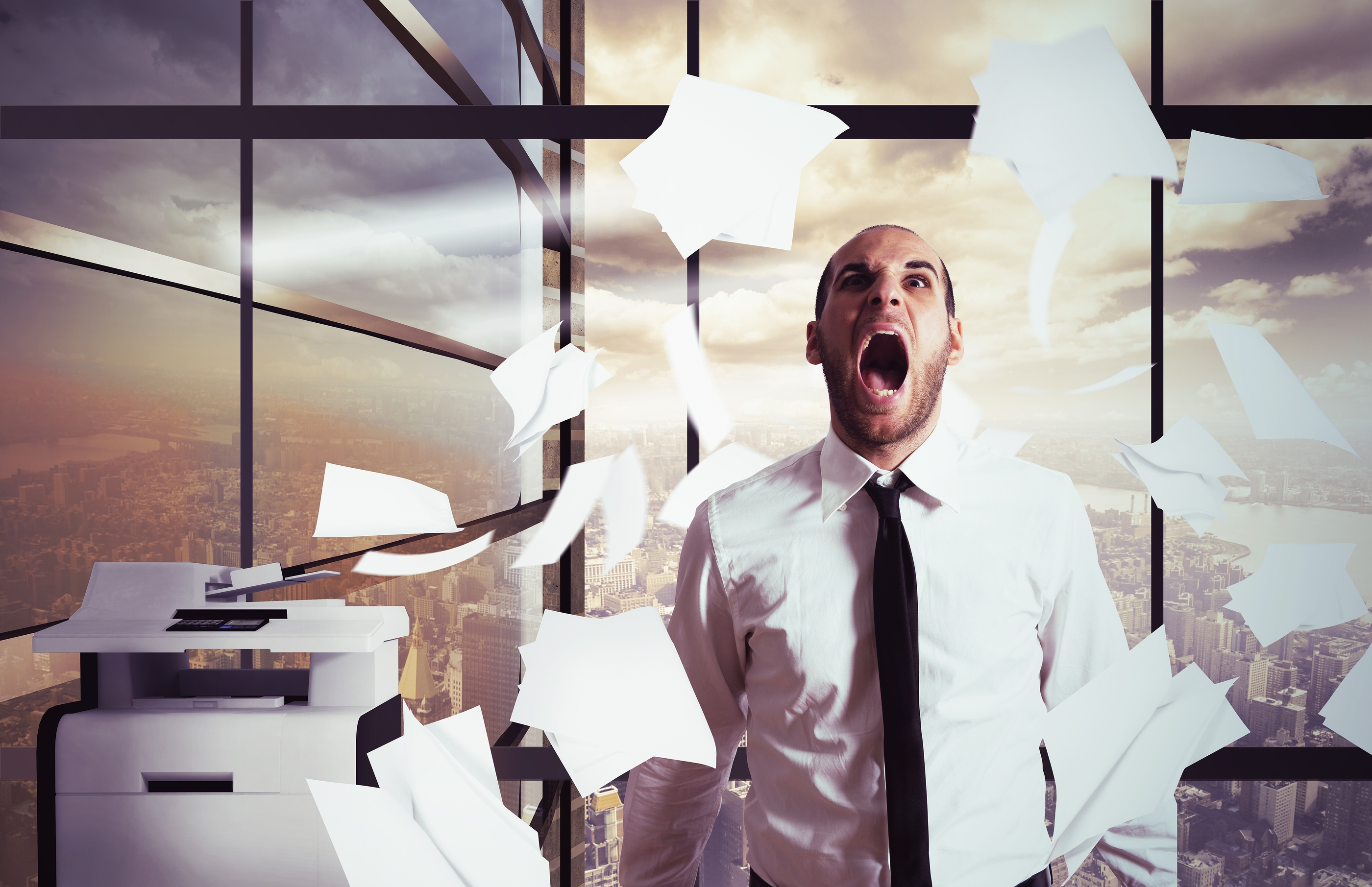 Stop Printers from Being The Bane Of Your Office With The Peace Of Mind Checklist
