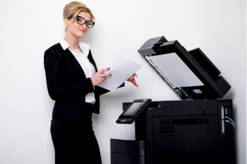 Should Your Office Have a Printer or Copier?
