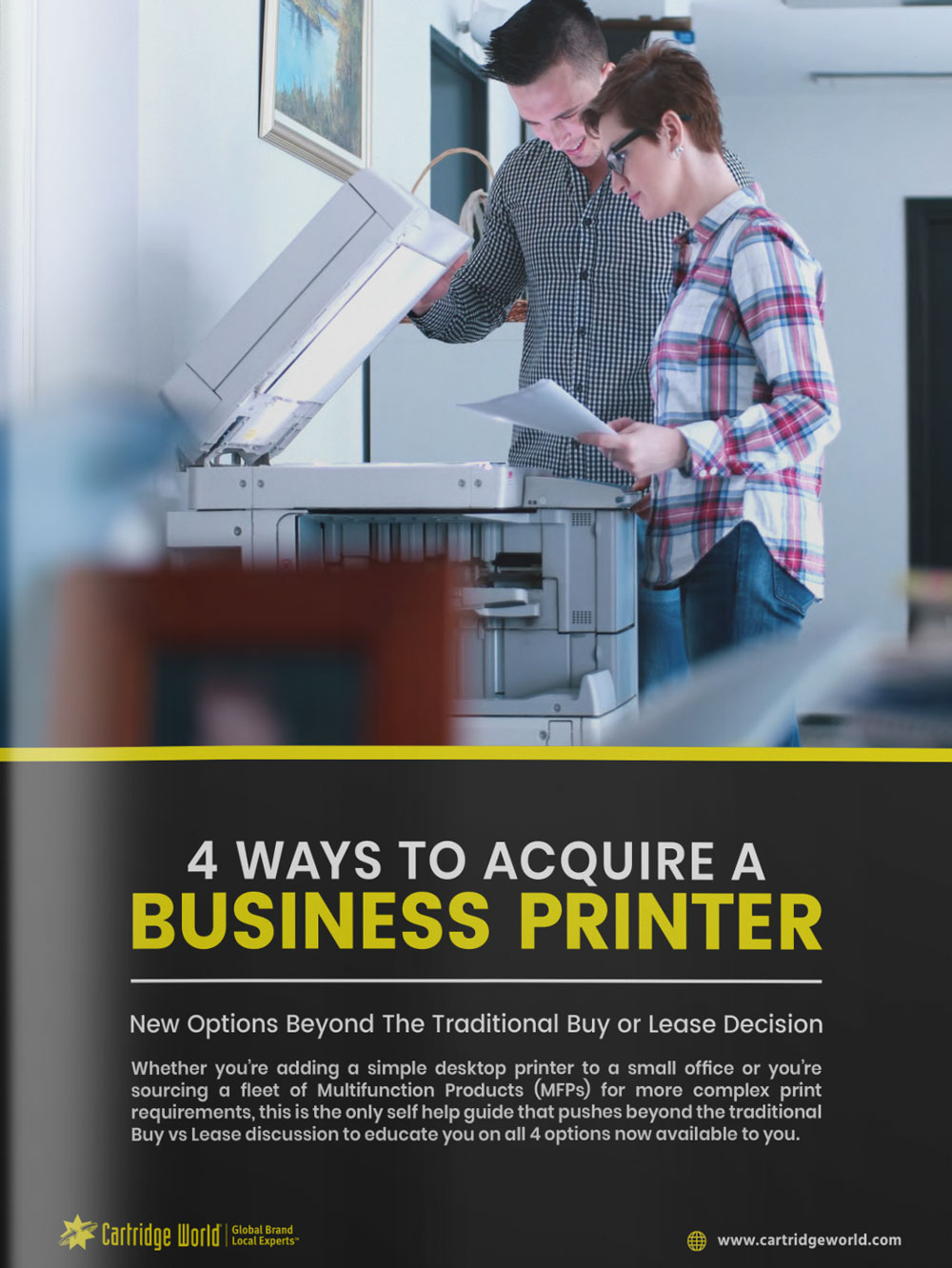 4-Ways-to-Acquire-a-Business-Printer