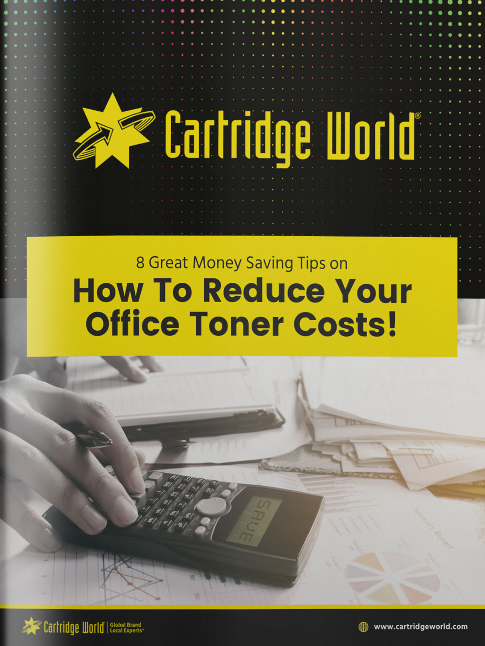 GUIDE TO SAVE ON OFFICE TONER