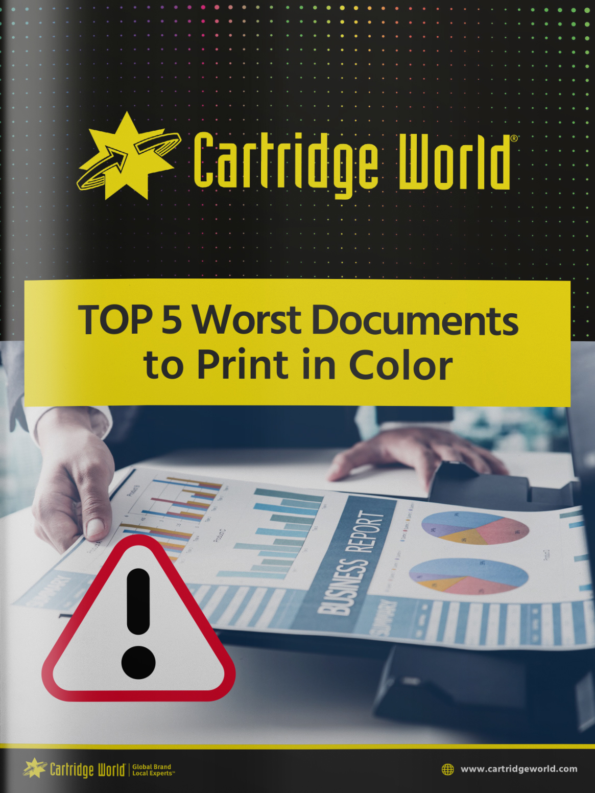 Worst Documents to Print in Color