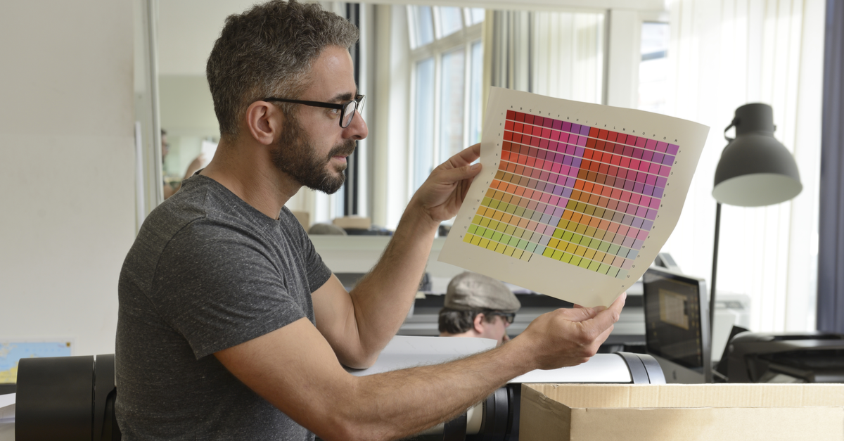 5 Ways to Improve Color Print Quality