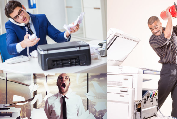 people angry at their printer