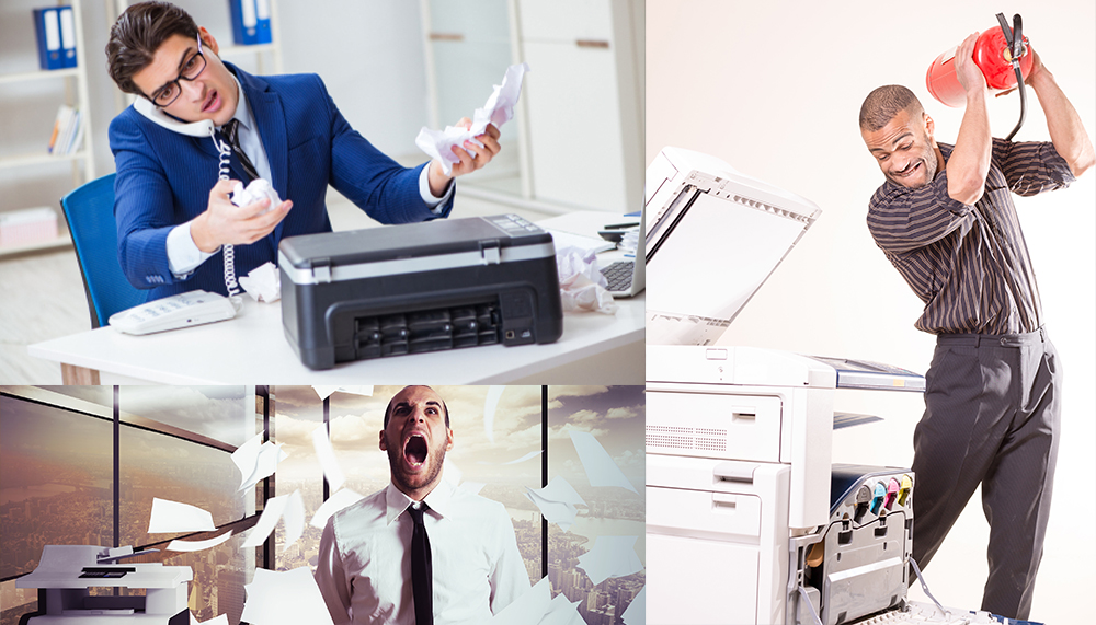 The Funniest & Most Bizarre Printer Service Calls We've Encountered
